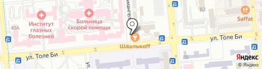 Лавка Фермера на карте Алматы
