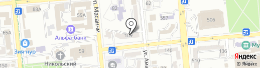 S Style Showroom на карте Алматы