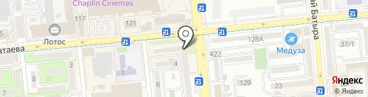 Vellory на карте Алматы
