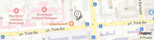 ИК Челси на карте Алматы