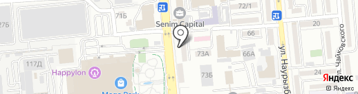 DS-dent на карте Алматы