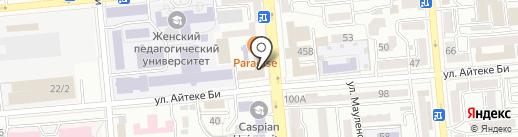 K-Stars на карте Алматы
