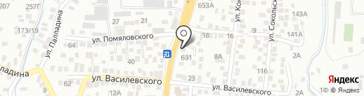 Пивмаг на карте Алматы