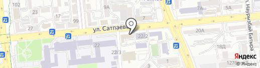 OSCAR на карте Алматы