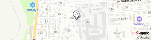 VIART DECOR на карте Алматы