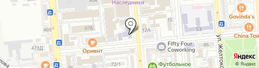 Центр карьеры на карте Алматы