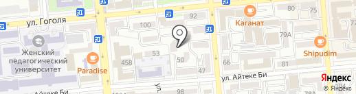 ProfTeam на карте Алматы