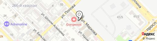 D Studio Atelier на карте Алматы