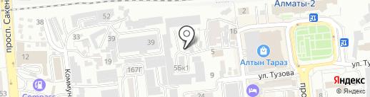 Прия Group на карте Алматы