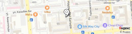 Болгарский бренд на карте Алматы