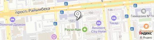 Fides на карте Алматы