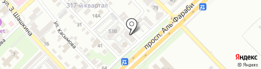 PRO Fashion на карте Алматы
