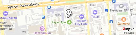 Cowenso production на карте Алматы