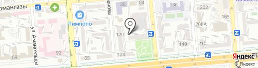 PRINT WORLD на карте Алматы