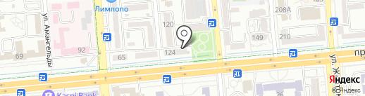 COMPSHOP.KZ на карте Алматы