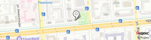 YAROSH-STUDIO на карте Алматы
