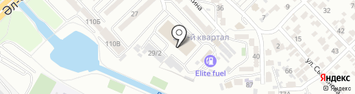 ТехноСпортЦентр Казахстан на карте Алматы