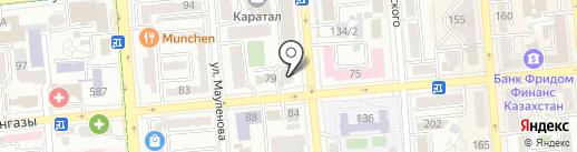 ATA-translate на карте Алматы