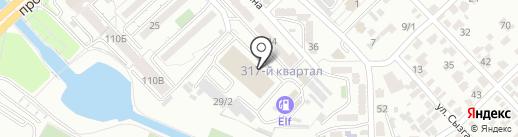 First Detailing Group на карте Алматы