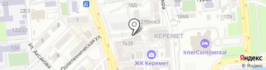 365info.kz на карте Алматы