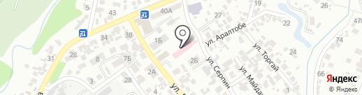 Шердин Company, торговая компания на карте Первомайского