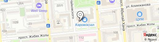 ReSens на карте Алматы
