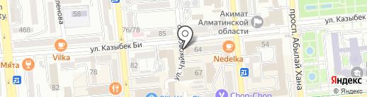Medicare IIIC на карте Алматы
