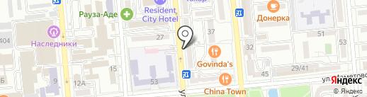Saitek на карте Алматы