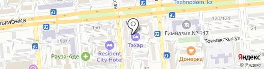 Союз пищевых предприятий Казахстана на карте Алматы