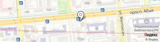 Concerto Show club на карте Алматы