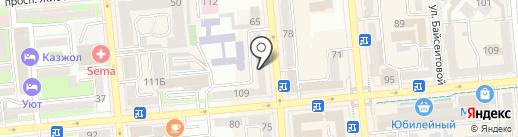 Fortune vip club на карте Алматы
