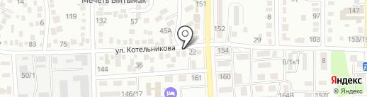 Восточный смак на карте Алматы