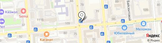 Gran Gem на карте Алматы