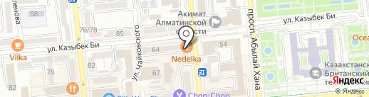 RaNikaS на карте Алматы