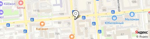Транс Экспресс Логистика на карте Алматы