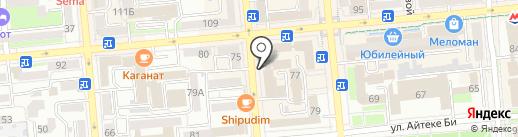 AV Creative Studio на карте Алматы