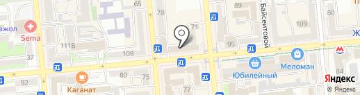 FarmPluse, ТОО на карте Алматы