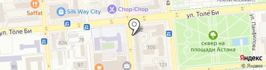 SPORT & FASHION на карте Алматы