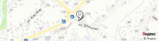 RAOLegal на карте Первомайского