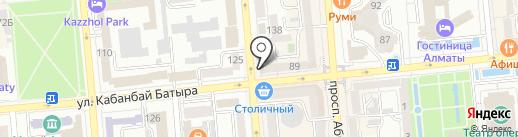 MD AESTHETIC на карте Алматы