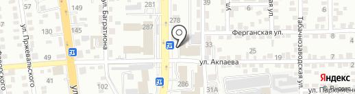 STARTCOPY на карте Алматы