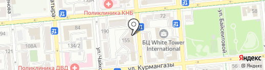TARIK EDIZ на карте Алматы