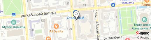 Leonara на карте Алматы