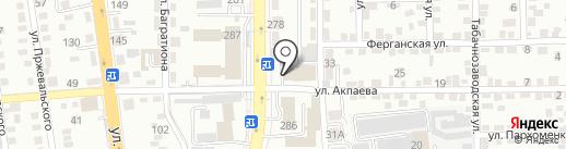 РемБытFreeze Classic на карте Алматы