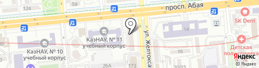 B-Clay на карте Райымбека