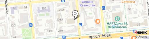 MOTHERCARE на карте Алматы