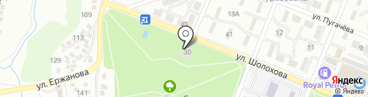 TIGER GYM на карте Алматы
