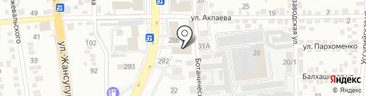 VektorKAZ на карте Алматы