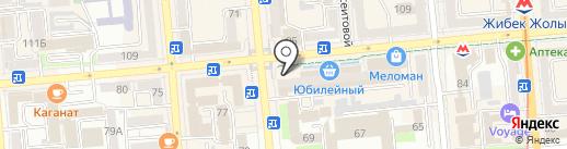 ILASIO RENZONI на карте Алматы