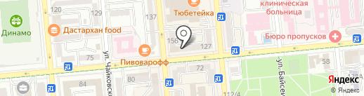 GUESS на карте Алматы